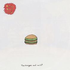 Delsbo Beach Club - Two burgers and an LP
