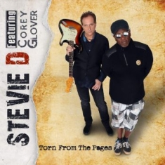 Stevie D Feat. Corey Glover - Torn From The Pages
