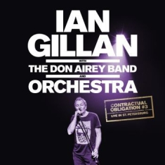 Ian Gillan - Contractual Obligation #3 (Live In