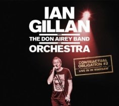 Ian Gillan - Contractual Obligation #2 (Live In