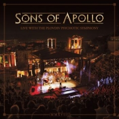 Sons Of Apollo - Live With The Plovdiv Psychotic Sym