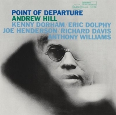 Andrew Hill - Point of departure - IMPORT