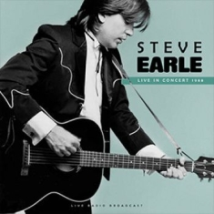 Earle Steve - Best Of Live In Concert 1988