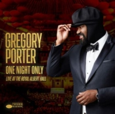 Gregory Porter - One Night Only [import]