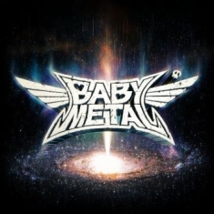 Babymetal - Metal Galaxy (Red Transparent Vinyl