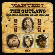 Jennings Waylon Willie Nelson Jessi - Wanted! The Outlaws