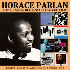 Parlan Horace - Classic Blue Note Collection (4 Cd)