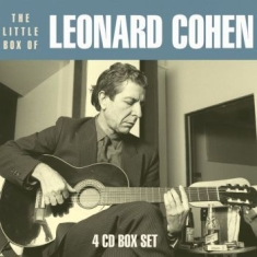 Cohen Leonard - Broadcast Archives The (4 Cd)