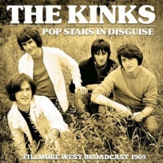 Kinks The - Pop Stars In Disguise (Live Broadca