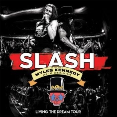 Slash, Myles Kennedy And The Conspi - Living The Dream Tour  (3Lp)