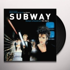 Serra Eric - Subway (Soundtrack)