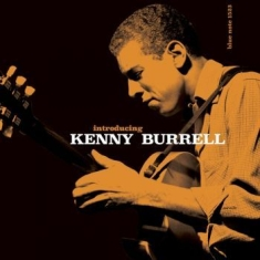 Kenny Burrell - Introducing Kenny Burrell (Vinyl)