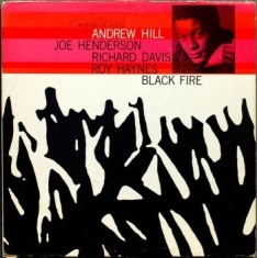 Andrew Hill - Black Fire (Vinyl)