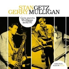 Getz Stan/Gerry Mulligan - Getz Meets Mulligan In..