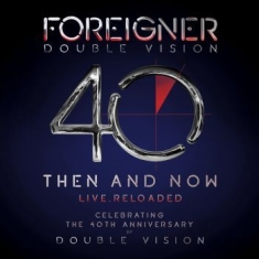 Foreigner - Double Vision: Then And Now (Lp+Blu