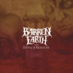 Barren Earth - Devils Resolve The