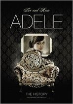 Adele - Fire and Rain - The History i gruppen ÖVRIGT / Musik-DVD & Bluray hos Bengans Skivbutik AB (3655175)