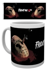 Friday the 13th - 13th Mask Boxed Mug