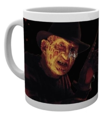 Nightmare on elm Street - Never Sleep Again Boxed Mug