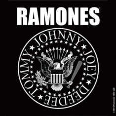 Ramones - Presidential Seal - Single Cork Coaster