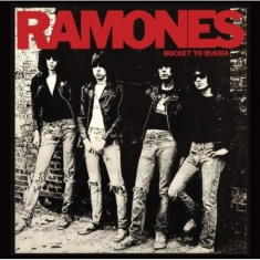 Ramones - Rocket to Russia - Single Cork Coaster