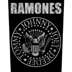 Ramones - Classic Seal - Back Patch