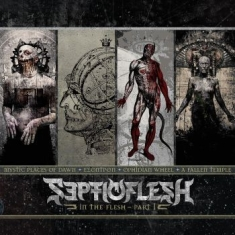 Septicflesh - In The Flesh - Part I (4 Cd)