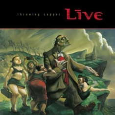 Live - Throwing Copper (2Lp 25Th+B-Sides)