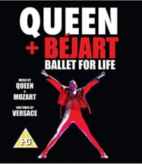 Queen, Maurice Béjart - Ballet For Life (Dvd)