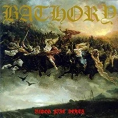 Bathory - Blood Fire Death (Vinyl)