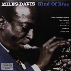 DAVIS MILES - Kind Of Blue (180 G)