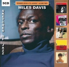 DAVIS MILES - Timeless Classic Albums - Sketches