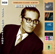 Evans Bill - Timeless Classic Albums - Jazz Conc
