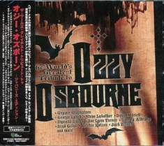Ozzy Osbourne - World's Greatest Tribute To [import