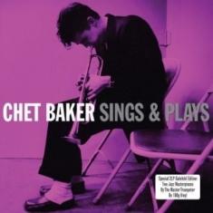 Baker Chet - Sings & Play (180 G)