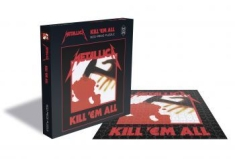 Metallica - Kill 'em All Puzzle