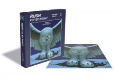 Rush - Fly By Night Puzzle