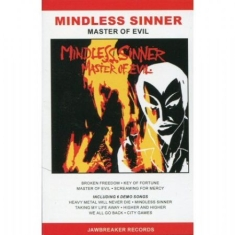 Mindless Sinner - Master Of Evil