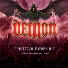 Demon - Devil Rides Out - Soundtrack For Th