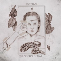 Hval Jenny - The Practice Of Love (Ltd Sand Colo