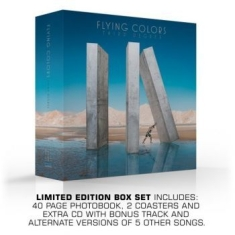 Flying Colors - Third Degree (Ltd. Deluxe Boxs