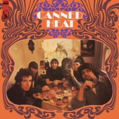 Canned Heat - Canned Heat (Gold Vinyl)