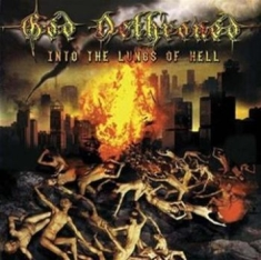 God Dethroned - Into The Lungs Of Hell (Colorued Vi