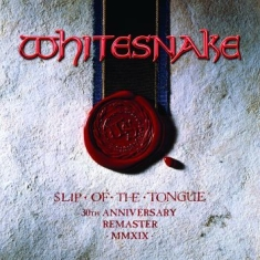 Whitesnake - Slip Of The Tongue (Vinyl)