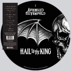 Avenged Sevenfold - Hail To The King (Ltd. Picture