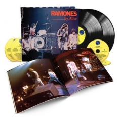 Ramones - It's Alive (Ltd. 2Lp/4Cd)