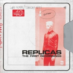 Gary numan - Replicas First Recordings (Reissue)