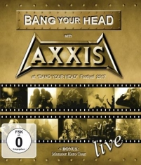 Axxis - Bang Your Head With Axxis (Bluray)