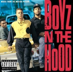Filmmusik - Boyz N The Hood
