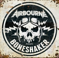 Airbourne - Boneshaker (Ltd Dlx)